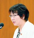 (写真)質問する高橋ちづ子議員=29日、衆院厚生労働委