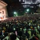 1万5000人が集まった秘密保護法反対集会=2013年12月6日