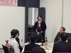 日本医労連・医療団体旗開きにて